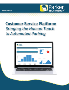 Customer Service Platform White Paper