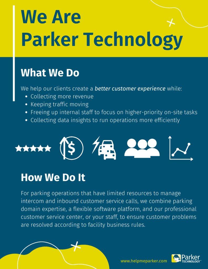 Parker Technology Main Brochure