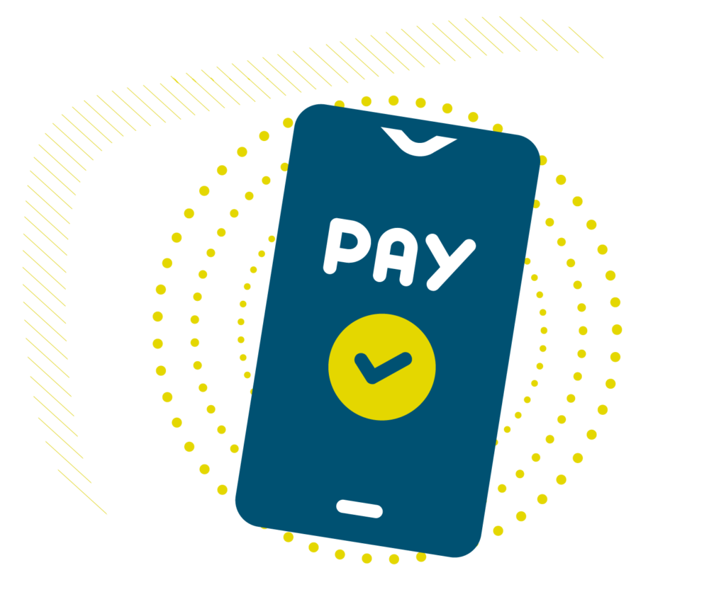 Parker Technology Text-to-Pay Feature